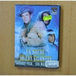 LA NOCHE DE LOS GIGANTES - DVD