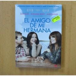 EL AMIGO DE MI HERMANA - DVD