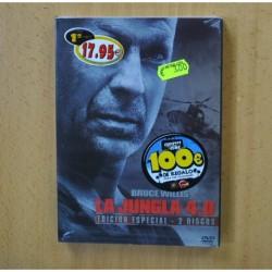 LA JUNGLA 4 O - DVD
