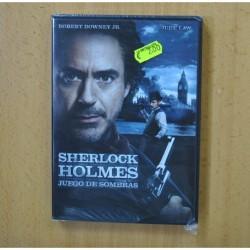 SHERLOCK HOLMES JUEGO DE SOMBRAS - DVD