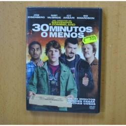30 MINUTOS O MENOS - DVD