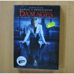 DAMAGES - PRIMERA TEMPORADA - DVD