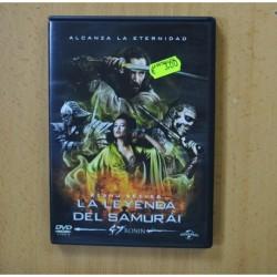 LA LEYENDA DEL SAMURAI - DVD