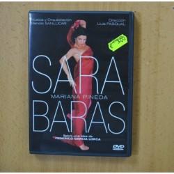 SARA BARAS - MARIA PINEDA - DVD