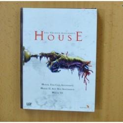 HOUSE UNA TRILOGIA ALUCINANTE - DVD