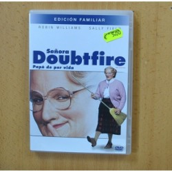 SEÑORA DOUBTFIRE - DVD