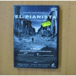 EL PIANISTA - DVD