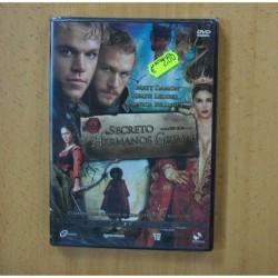 EL SECRETO DE LOS HERMANOS GRIMM - DVD