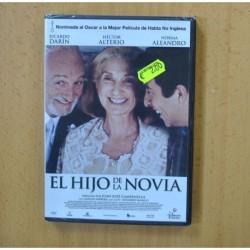 EL HIJO DE LA NOVIA - DVD