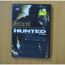 THE HUNTED - DVD