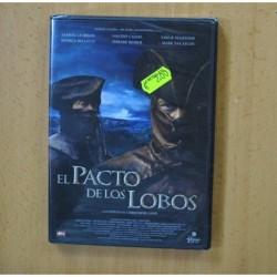 EL PACTO DE LOS LOBOS - DVD