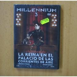 LA REINA EN EL PALACIO DE LAS CORRIENTES DE AIRE - DVD