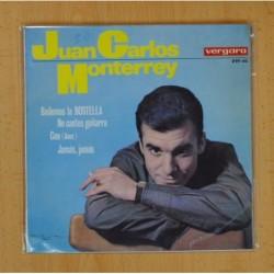 JUAN CARLOS MONTERREY - BAILEMOS LA BOSTELLA + 3 - EP