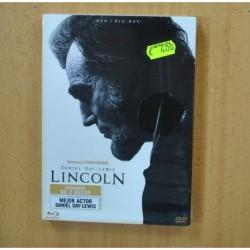 LINCOLN - DVD + BLURAY