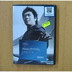 LANG LANG - HAPPY BIRTHDAY - DVD
