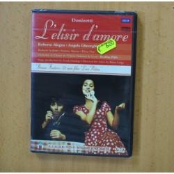 VARIOS - L ELISIR D AMORE - DVD