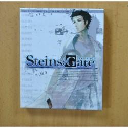 STEINS GATE - PARTE 1 EPISODIOS 1 A 12 - BLURAY + LIBRO