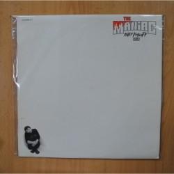 BILLY KARLOFF BAND ?- THE MANIAC - PROMO LP