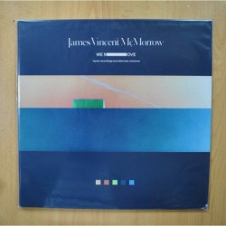 JAMES VINCENT MCMORROW - WE MOVE EARLY RECORDINGS AND ALTERNATE VERSIONS - GATEFOLD LP + CD