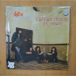 ASFALTO - CAPITAN TRUENO / SER URBANO - MAXI