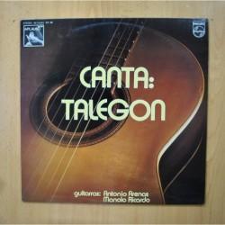 TALEGON - CANTA TALEGON - LP