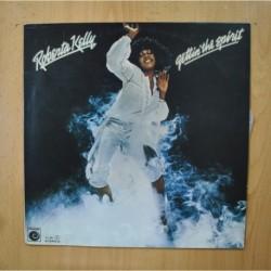 ROBERTA KELLY - GETTIN THE SPIRIT - LP