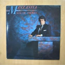 MANZANITA - MAL DE AMORES - PROMO LP