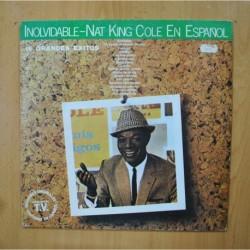 NAT KING COLE - INOLVIDABLE 16 GRANDE EXITOS - LP