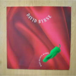 DAVID BYRNE - MAKE BELIEVE MAMBO - MAXI