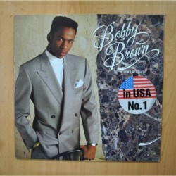BOBBY BROWN - DONT BE CRUEL - LP