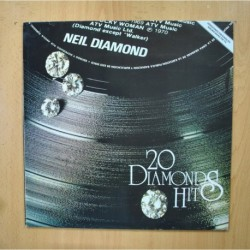 NEIL DIAMOND - 20 DIAMONDS HITS - LP