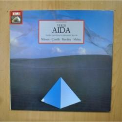 VERDI - AIDA - LP