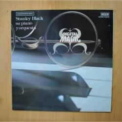 STANLEY BLACK - SU PIANO Y ORQUESTA - LP