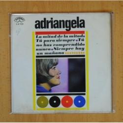 ADRIANGELA - LA MITAD DE LA MITAD + 3 - EP