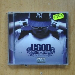 MR XCITEMENT - UGOD - CD