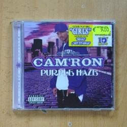 CAM RON - PURPLE HAZE - CD