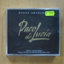 PACO DE LUCIA - NUEVA ANTOLOGIA - 2 CD
