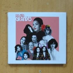 VARIOS - LAS MAS GRANDES - CD