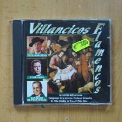 VARIOS - VILLANCICOS FLAMENCOS - CD