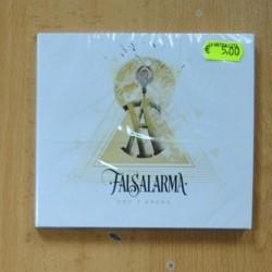 FALSALARMA - ORO Y ARENA - CD