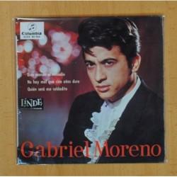 GABRIEL MORENO - DIOS MANDO EL REMEDIO + 2 - EP