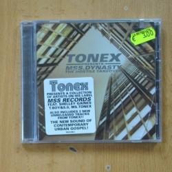 TONEX - MSS DYNASTY THE HOSTILE TAKEOVER - CD