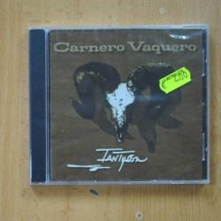 IAN TYSON - CARNERO VAQUERO - CD