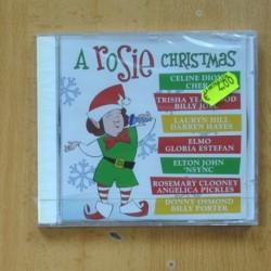 VARIOS - A ROSIE CHRISTMAS - CD