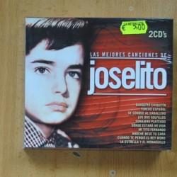 JOSELITO - LAS MEJORES CANCIONES DE JOSELITO - 2 CD