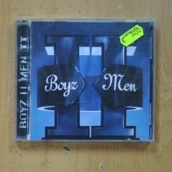 BOYZ II MEN - BOYZ II MEN - CD