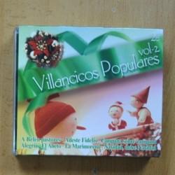 VARIOS - VILLANCICOS POPULARES VOL 2 - 2 CD