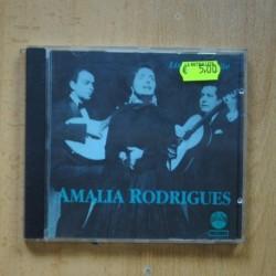 AMALIA RODRIGUES - LISBOA A NOITE - CD
