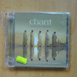 CHANT - MUSIC FOR PARADISE - CD
