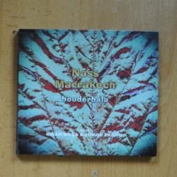 BOURDERBALA - NASS MARRAKECH - CD